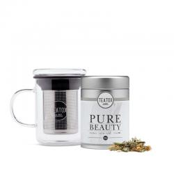 Pure beauty white tea mango bio