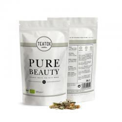 Pure beauty white tea mango bio refill