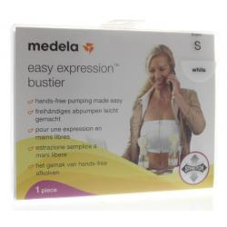 Bustier easy expression wit maat S