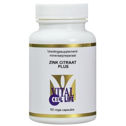 Zink citraat plus