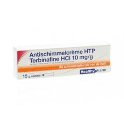 Antischimmelcreme terbinafine 10 mg/g