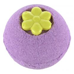 Bath ball flower power