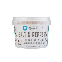 Zeezout salt & peppery