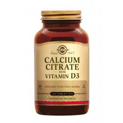 Calcium Citrate with Vitamin D-3