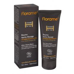Aftershave balm bio