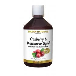 Cranberry D mannose liquid