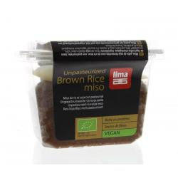 Brown rice miso...