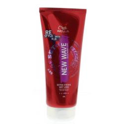 Wet look gel extra strong