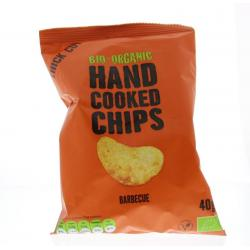 Chips handcooked barbecue