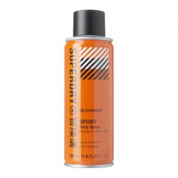RE:charge Men's body spray