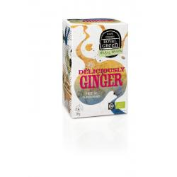 Deliciously ginger