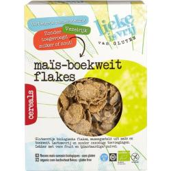 Mais-boekweit flakes