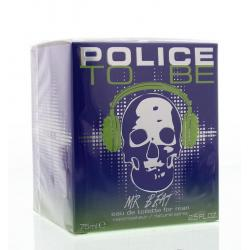 Police mr beat men edt