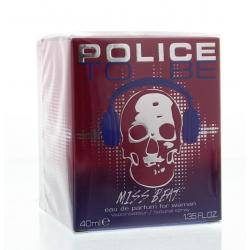 Police miss beat woman edp