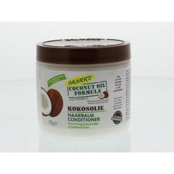 Coconut oil formula haarbalm conditioner pot