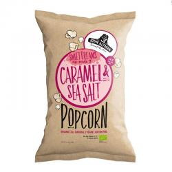 Popcorn caramel & sea salt