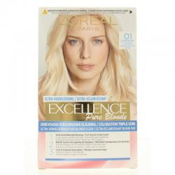 Excellence blond 01 Natural Blond