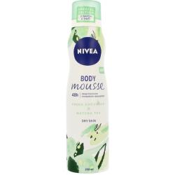 Body lotion mousse fresh...