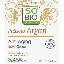 Argan anti age daycream