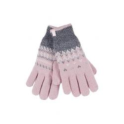 Ladies cable gloves S/M...