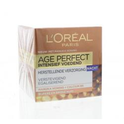 Age perfect manuka nachtcreme