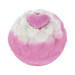 Bath ball cotton candy