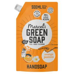 Handsoap orange & jasmine...