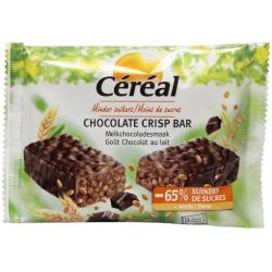 Chocolate crisp bar 3 x 35 gram