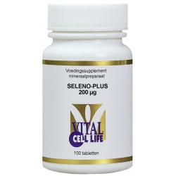 Seleno plus seleniummethionine 200 mcg