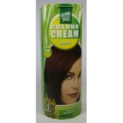 Colour cream 4.56 auburn
