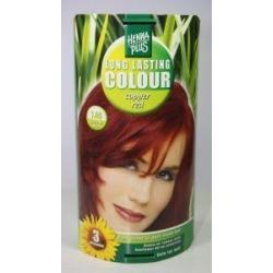 Long lasting colour 7.46 copper red