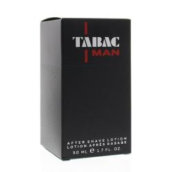 Man aftershave lotion splash